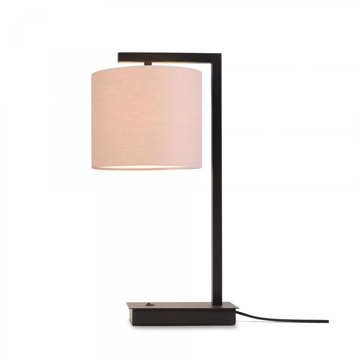 Lampe de table Boston Taupe