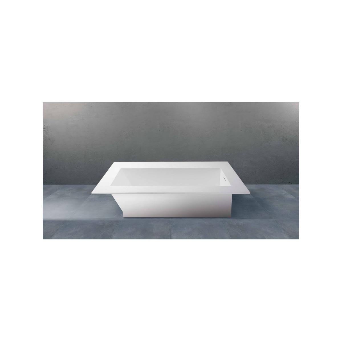 baignoire en solid surface. Black Bedroom Furniture Sets. Home Design Ideas
