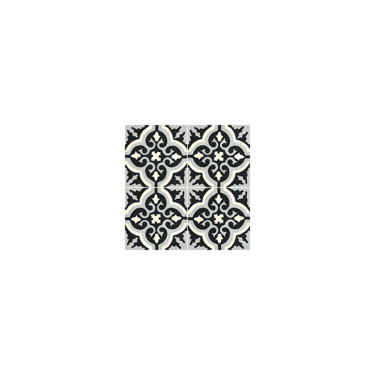 carreau de ciment 20x20 cm ref ak03. Black Bedroom Furniture Sets. Home Design Ideas